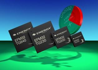 Energy Micro - семейство микроконтроллеров EFM32