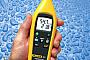 Компания Fluke представила измеритель температуры и влажности