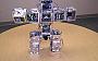 Модульный робот показывает чудеса трансформации