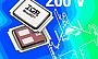 International Rectifier представляет новый 200 В DirectFET транзистор