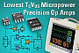 National Semiconductor выпускает высокоточный операционный усилитель