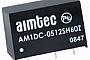 Aimtec выпустила DC-DC 1 Вт с изоляцией 6000 В DC
