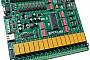mikroElektronika выпускает отладочную плату для макетирования программируемого логического контроллера на PIC18F4520