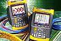 Компания Fluke представляет две модели осциллографов-мультиметров серии Color ScopeMeter