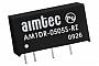 Aimtec расширила модельный ряд компактных DC-DC преобразователей мощностью 1 Вт