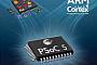 Cypress выпускает платформу разработки для архитектуры PSoC 5 на базе процессора Cortex-M3