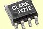 Clare объявила о доступности для заказов быстродействующего высоковольтного драйвера верхнего ключа IX2127