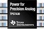 Texas Instruments выпускает первый в отрасли LDO регулятор отрицательного напряжения - 36 В, 200 мА
