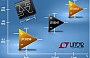 Linear Technology представила семейство быстродействующих операционных усилителей LTC6252/3/4