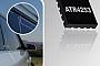 Компания Atmel представила самую миниатюрную ИС автомобильной радиоприемной антенны с наилучшими шумовыми характеристиками