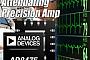 Analog Devices предлагает полностью дифференциальный прецизионный усилитель AD8475
