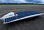 Установлен мировой рекорд скорости для автомобилей на солнечных батареях