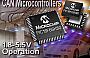 "Microchip выпускает семейство микроконтроллеров PIC18F ""K80"""