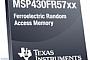 Texas Instruments представила первый низкопотребляющий FRAM-микроконтроллер MSP430FR57xx
