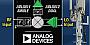 Analog Devices развивает технологию широкополосных смесителей для коммуникационных приложений