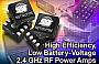 Microchip расширяет ассортимент радиочастотных усилителей мощности