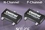 MOSFET транзисторы Central Semiconductor теперь выпускаются в корпусах SOT-23F