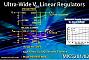 Micrel выпускает сверхэкономичные линейные стабилизаторы с диапазоном входных напряжений до 120 В