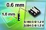 Новый TrenchFET MOSFET-транзистор Vishay имеет наименьшее сопротивление открытого канала среди конкурирующих устройств