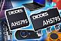 Diodes анонсировала самый миниатюрный в отрасли сильноточный драйвер электродвигателей вентиляторов