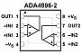 Analog Devices анонсировала выпуск высокоскоростных операционных усилителей ADA4897-1/ADA4896-2