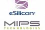 eSilicon и MIPS Technologies представили к выпуску 1.5-гигагерцовый микропроцессорный кластер для встраиваемых приложений