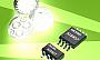 Драйвер светодиодов Diodes уменьшает уровень ЭМИ недорогих ламп