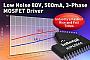 Компактная микросхема драйвера трехфазного моста компании Intersil имеет лучшие показатели времени нарастания и спада импульса