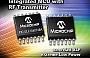 Microchip интегрировала RF передатчик субгигагерцового диапазона в 8-битные PIC микроконтроллеры