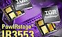 International Rectifier расширяет семейство интегральных устройств PowIRstage прибором IR3553