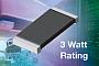 Vishay разработала высокотемпературный мощный SMD резистор с сопротивлением 0.0005 Ом и допуском 1%