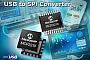 Microchip выпускает микросхему USB-SPI конвертера