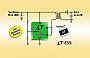Linear Technology анонсировала микромощную микросхему высоковольтного обратноходового преобразователя
