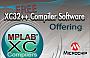 Microchip предлагает бесплатную версию компилятора XC32++ для всех 32-разрядных микроконтроллеров