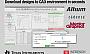 WEBENCH инструменты компании Texas Instruments поддерживают экспорт аналоговых проектов и схем в популярные CAD системы