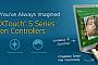 Atmel пополнила семейство maXTouch S контроллеров сенсорных экранов