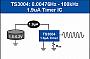 Touchstone добавила к семейству микромощных таймеров микросхему TS3004