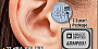 Самые миниатюрные в мире МЭМС микрофоны для слуховых аппаратов имеют низкий входной шум и малое энергопотребление