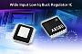 Allegro MicroSystems представляет новый 2.5-амперный понижающий преобразователь напряжения с низким током потребления