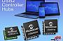 Microchip представляет первые в мире программируемые контроллеры USB2-концентраторов с поддержкой USB2 и HSIC