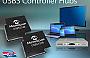 Microchip выпускает семейство программируемых контроллеров USB3-концентраторов