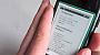 Дисплей на основе электронных чернил может получать энергию от смартфона