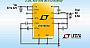 42 В, 3.5 А, 2.2 МГц понижающий синхронный DC/DC-преобразователь достигает 96% КПД и имеет собственное потребление всего 2.5 мкА