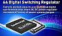 Intersil выпустила полностью интегрированный цифровой импульсный регулятор с выходным током 6 А