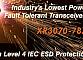 Exar анонсировала семейство самых маломощных в отрасли приемопередатчиков RS-485/RS-422 повышенной надежности