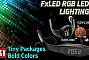 ISSI анонсировала новые драйверы RGB светодиодов