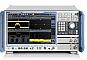 Анализ переходных процессов, скачков частоты и ЛЧМ на анализаторе спектра и сигналов FSW