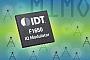 IDT анонсирует малопотребляющий квадратурный модулятор для беспроводных коммуникационных систем следующего поколения