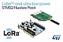 STMicroelectronics выпускает отладочный набор для разработки беспроводных IoT приложений по технологии LoRa