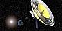 В Росэлектронике завершили первый этап создания мощного СВЧ-усилителя для космической обсерватории «Миллиметрон»